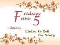 friday_fave_five_tamarasmall