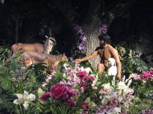 adam in garden #1