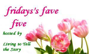 friday+fave+five+spring