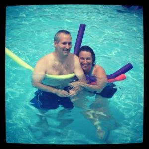 C pool
